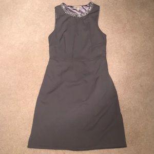 Altar'd State Classy Grey Dress